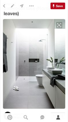 mid grey with white walls