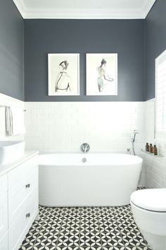Home Decor Habitacion .Home Decor Habitacion Bathroom Tile Designs, Bathroom Design Small, Bathroom Wall Decor, Bathroom Interior Design, Bathroom Flooring, Interior Livingroom, Bathroom Wallpaper Modern, Modern Bathroom, Bad Inspiration