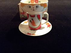 Vintage Japan 3 Piece Child\u0027s Children\u0027s Ceramic Set Cup Plate Bowl Painted & Vintage Japan 3 Piece Child\u0027s Children\u0027s Ceramic Set Cup Plate Bowl ...
