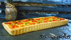 Quiche cu spanac si ricotta 1 Ricotta, Quiche, Pineapple, Fruit, Food, Pie, Pine Apple, Essen, Quiches