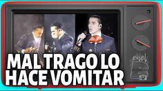 🤢 Alejandro Fernández recibe mal trajo de un fan que lo hace vomitar en ...