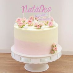 Bratislava, Birthday Cake, Desserts, Pink, Birthday Cakes, Deserts, Dessert, Postres, Pink Hair