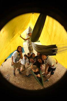 #Acampamento Grupo #Escoteiro Raposo Tavares Foto: Flavio Yamamoto