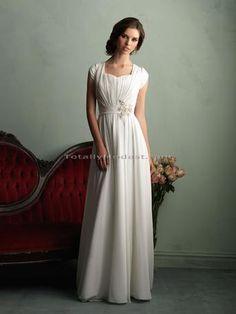 Catholic Lace Wedding Dress