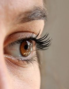 Eyelashes growth hacks in easy steps from The Wardrobe Stylist. DIY longer eyelashes tips, how to grow lashes for real in natural ways with serum. Get longer lashes with these products Bio Vegan, Beautiful Eyelashes, Beautiful Eyes, Gorgeous Women, Eye Sight Improvement, Dark Circles Under Eyes, Eye Circles, Under Eye Bags, Tired Eyes