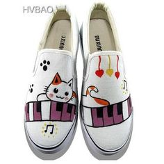 Buy 'HVBAO – Canvas Slip-Ons ' at YesStyle.com plus more China items and get Free International Shipping on qualifying orders.