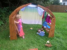 Waldorf Play Stands by BarnWoodFurniture on Etsy
