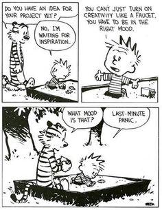 Procrastination Inspiration