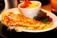 Cheesy Potato Pancakes with Sausage | Recipes Todays