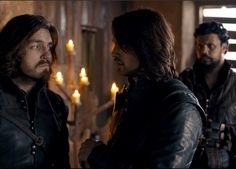 The Musketeers series 3x§0. Grimaud doesn't know D'Artagnan is alive. Porthos comes up with a plan to rescue Sylvie. BBC