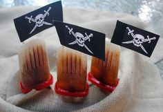 Rum popsicles?! Well, I know what I'm taking to the 4th of July BBQ this year lol.