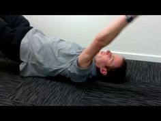 Stiff neck - Neck and Shoulder Mobility Exercise -