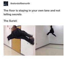 Suriel ACOMAF
