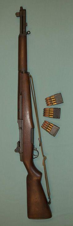 m1 garand 500 18 Up close with a classic: Springfield M1 Garand (51 Photos)