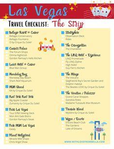 Las Vegas Travel Guide, Las Vegas Vacation, Las Vegas Resorts, Paris Las Vegas, Linq Las Vegas, Vegas Birthday, Las Vegas Photos, Travel Checklist, So Little Time