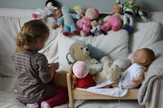 The Imagination Tree: Doctor's Surgery Dramatic Play