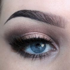 Halo Eye Tutorial using the Naked 3 Palette + I want my brows to look like that ):