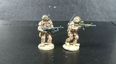 Canadians with GPMG. with RTO and Can be used as Danish. Bolt Action Game, Afghanistan, Ww2, Danish, Madness, Modern, Trendy Tree