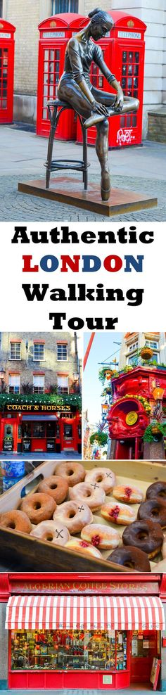 London and walking tours go hand in hand.