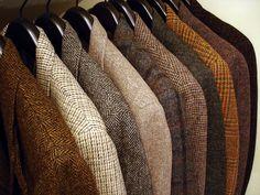 Show us your favorite Harris Tweed items - Page 7 - Herren- und Damenmode - Kleidung Look Fashion, Winter Fashion, Mens Fashion, Looks Style, My Style, Curvy Style, Style Masculin, Gentleman Style, British Style