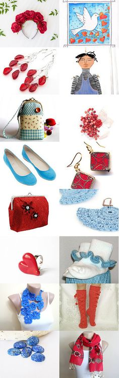 Lovely Spring Finds by Andrea on Etsy--Pinned with TreasuryPin.com