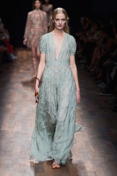 The Clothes Horse: Valentino S/S 2015