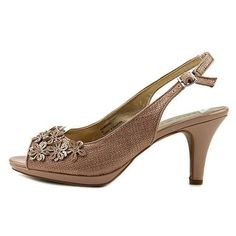 Shop for Karen Scott Womens Bronaa Fabric Peep Toe SlingBack Classic Pumps. Free Shipping on orders over $45 at Overstock.com - Your Online Shoes Outlet Store! Get 5% in rewards with Club O! - 25772758
