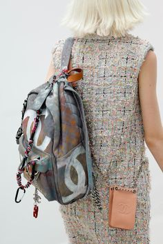 7bd287440ae7 Schooled by the Runway My Bags, Fashion Backpack, Chanel Backpack, Chanel  Bags,