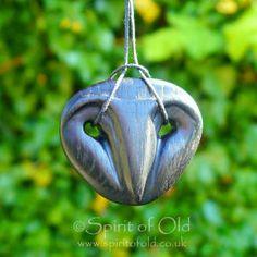 Whoooooo loves this? ME!! Iceni Owl pendant