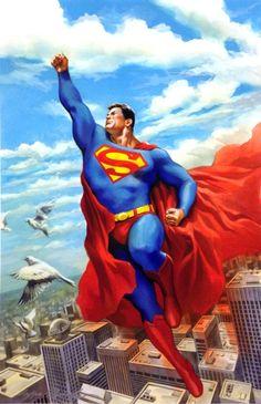 Superman by Felipe Massafera