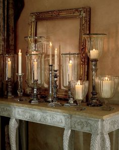 Color Outside the Lines: Ralph Lauren Home Collections Archive . PART ONE---Awesome pictures of Ralph Lauren home decor! Chandeliers, Chandelier Bougie, French Country Bedrooms, French Country House, Country Living, French Cottage, Country Entryway, Country Kitchen, French Decor