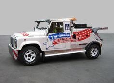 Maxilift PF3000 Land Rover Defender | Dépanneuse Fiault