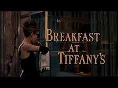 """Tratto dal film """"Colazione da Tiffany"""""""