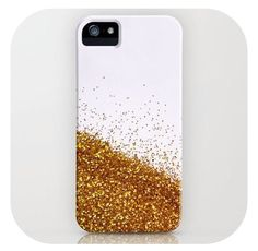 Cute glitter iPhone case