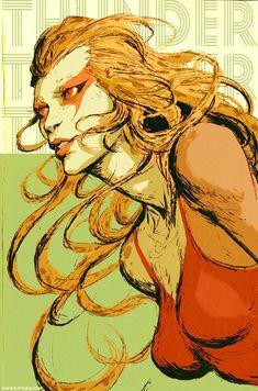 Thundercats - Cheetara by Dave Rapoza * Comic Book Characters, Comic Books Art, Comic Art, Gi Joe, Character Design References, Character Art, Classic Cartoons, Geek Art, Art Portfolio