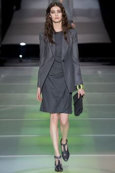 Giorgio Armani | Fall 2014 Ready-to-Wear Collection | Style.com