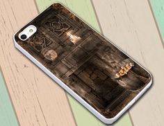 Old Home Furnace WN | iPhone 6 Case, iPhone 6S Case, iPhone 6 Plus Case, iPhone 5S Case, iPhone 5C Cases - SCRYL