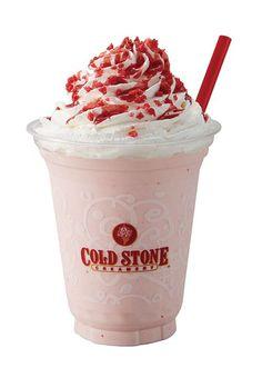 コールドストーンに飲むアイスクリームケーキインシェイクが新発売