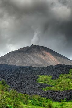 Pacaya lies 30 kilometers southwest of Guatemala City and close to Antigua.The volcano sits inside the Escuintla Department