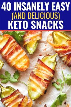 Looking for keto snacks for weight loss? From easy chocolate fat bombs to crunch. Looking for keto snacks for weight loss? From easy chocolate fat b. Keto Foods, Keto Snacks, Healthy Snacks, Weight Loss Meals, Low Carb Appetizers, Appetizer Recipes, Salad Recipes, Shrimp Appetizers, Party Appetizers