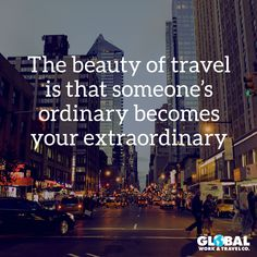 Say goodbye to the daily ordinary… and hello to extraordinary! … Travel quotes 2019 Say goodbye to the daily ordinary… and hello to extraordinary! Quote Adventure, Adventure Awaits, Adventure Travel, Work Travel, Travel Goals, Travel Tips, Bus Travel, Travel Bag, Travel Style
