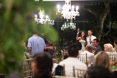 Fairy Tale Wedding Dinner Reception