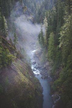 Skokomish River | Pacific Northwest | Adventure
