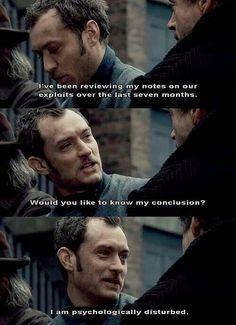 #SherlockHolmes (2009)