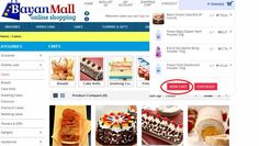 """Good Morning to all BayanMall Shoppers! Send gifts, groceries and flowers to your loved ones in the Philippines."""" Here's the Step-by-step process on How to Shop at BayanMall. Send Gifts, Black Forest Cake, Good Morning All, Diaper Rash, Philippines, First Love, Online Shopping, Flowers, Kids"""