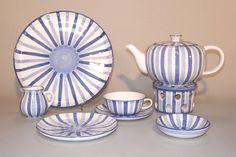 Hedwig Bollhagen Ceramics, Marwitz (near Berlin), Dekor 137