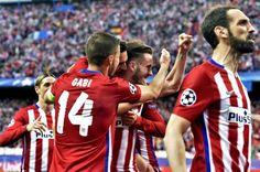 STUDIO PEGASUS - Serviços Educacionais Personalizados & TMD (T.I./I.T.): Esportes (Liga dos Campeões / Europa): Atlético de...