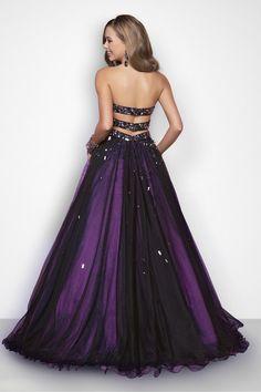 Prom Dressprom Dresses Purple Prom Dresses Pinte