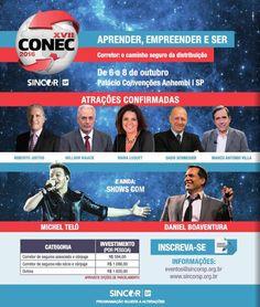 CONEC 2016: APRENDER, EMPREENDER E SER