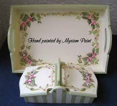 Discover thousands of images about piksel Decoupage Box, Decoupage Vintage, Tole Painting, Painting On Wood, Diy And Crafts, Paper Crafts, Projects To Try, Hand Painted, Crafty
